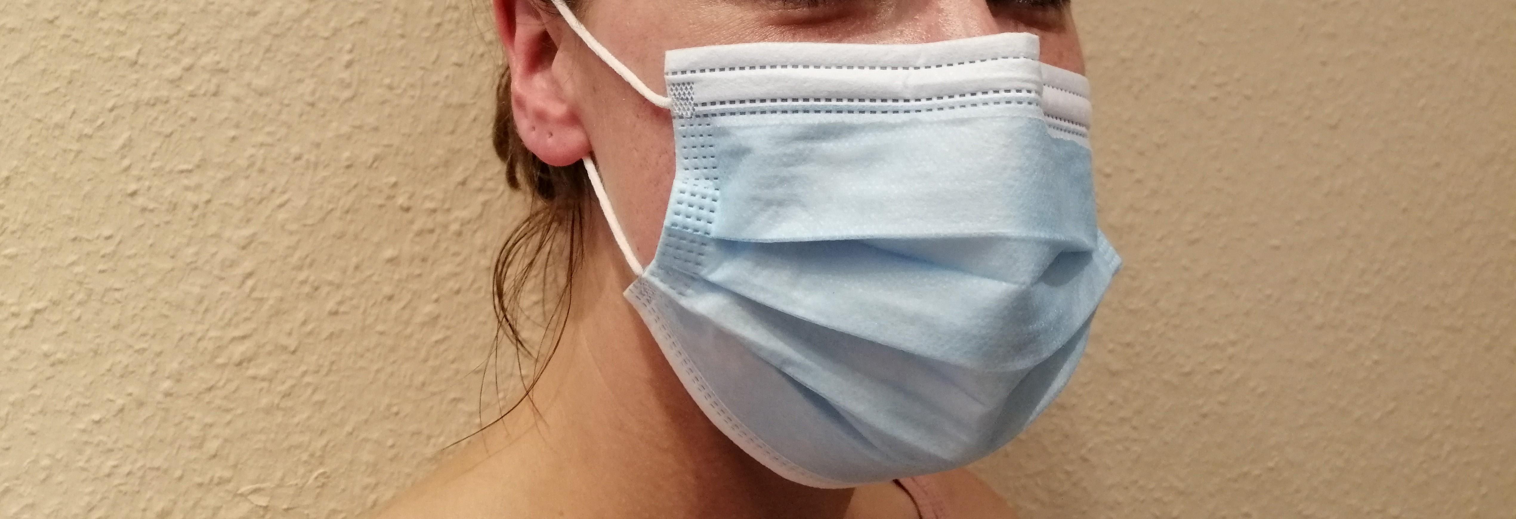 Mund- und Nasenmasken